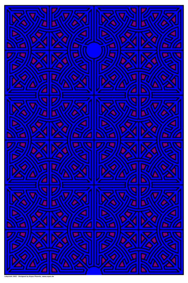 Labyrinth 2602
