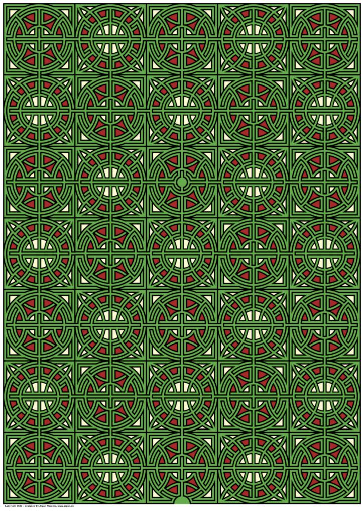 Labyrinth 3601