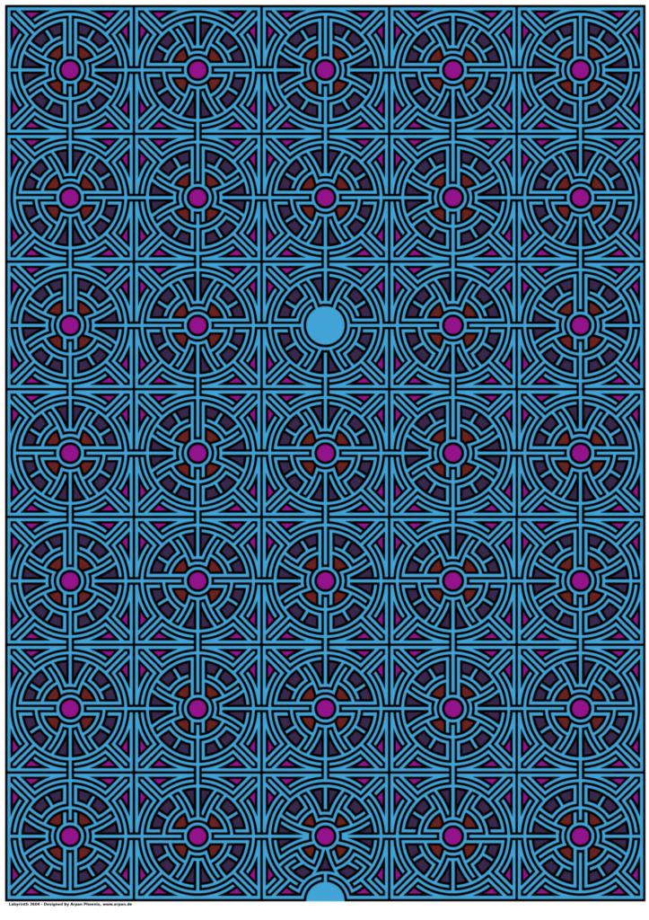 Labyrinth 3604