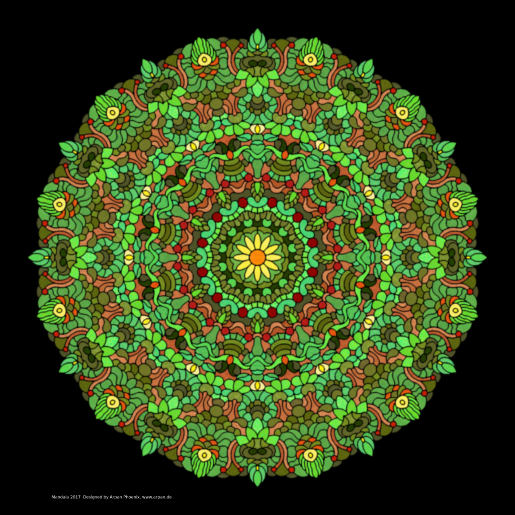 Mandala 2017