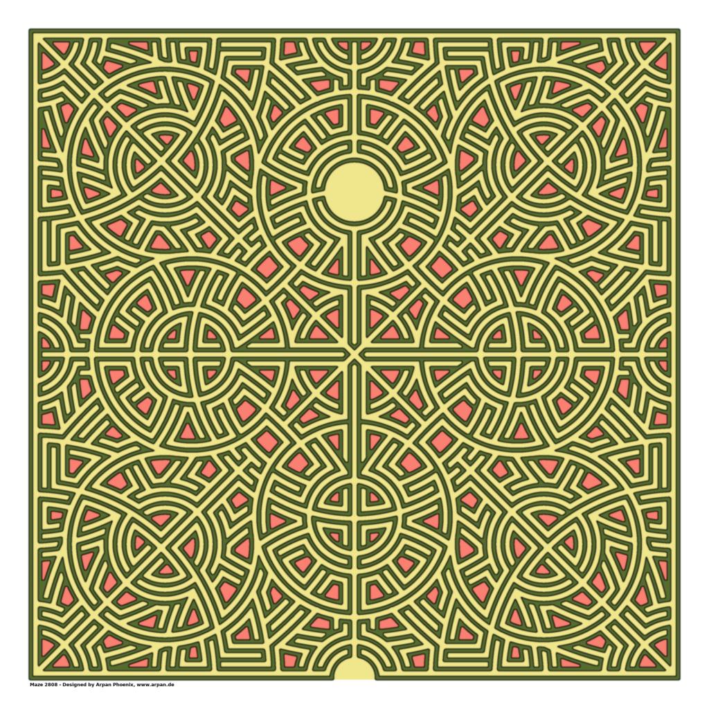 Maze 2808