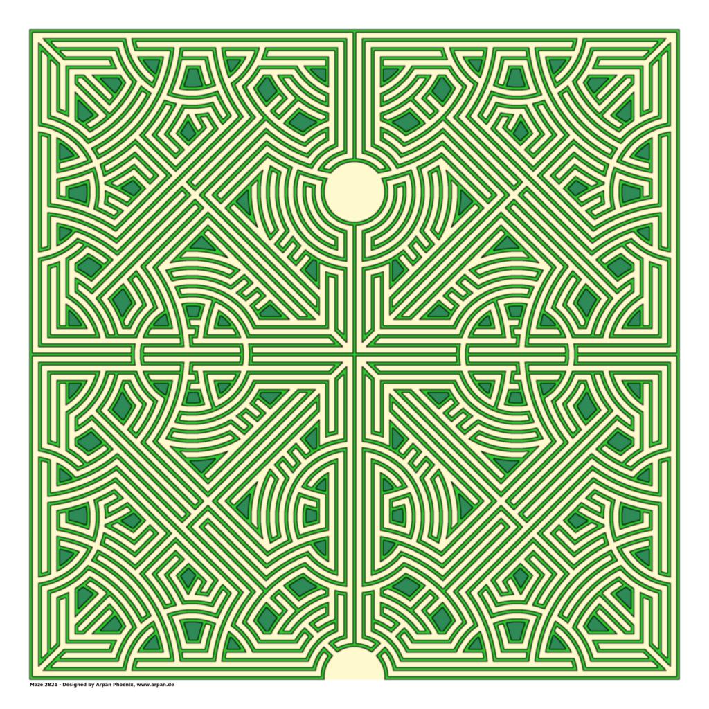 Maze 2821