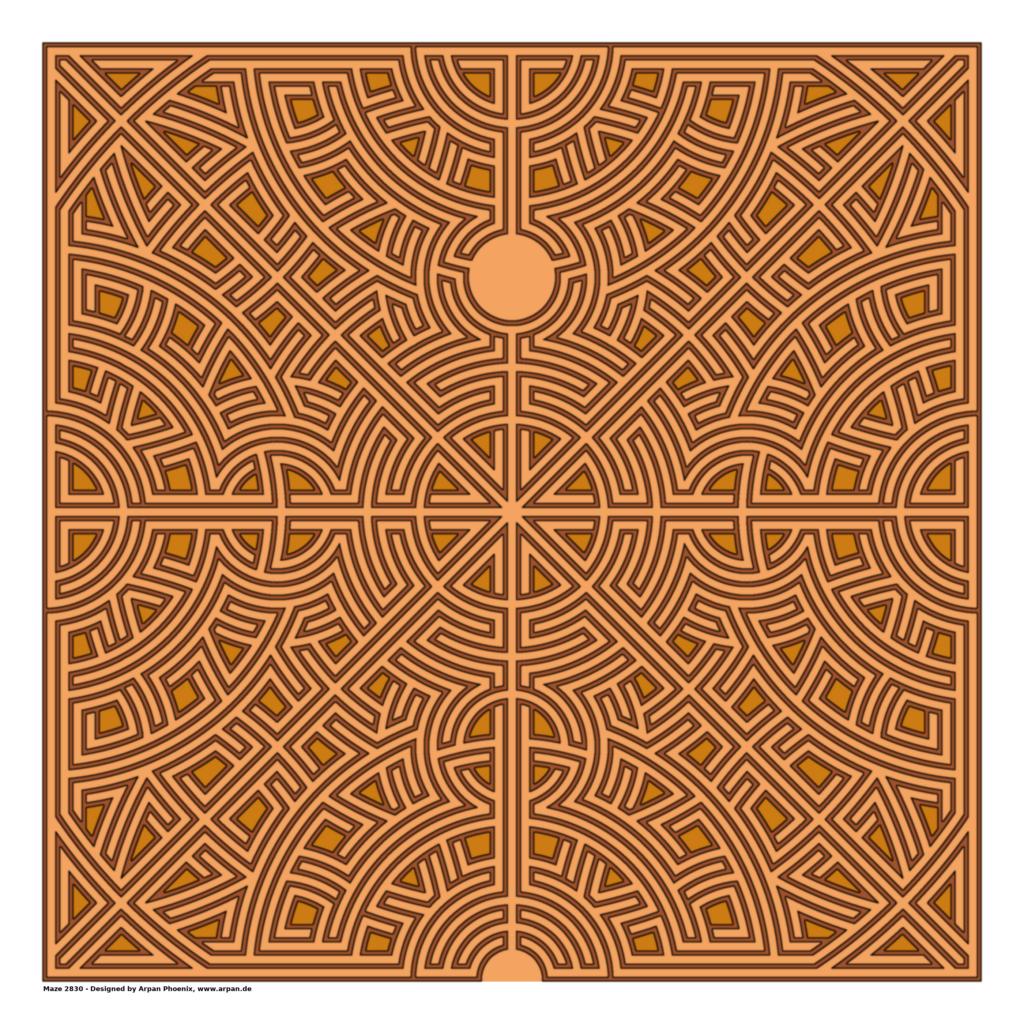 Maze 2830