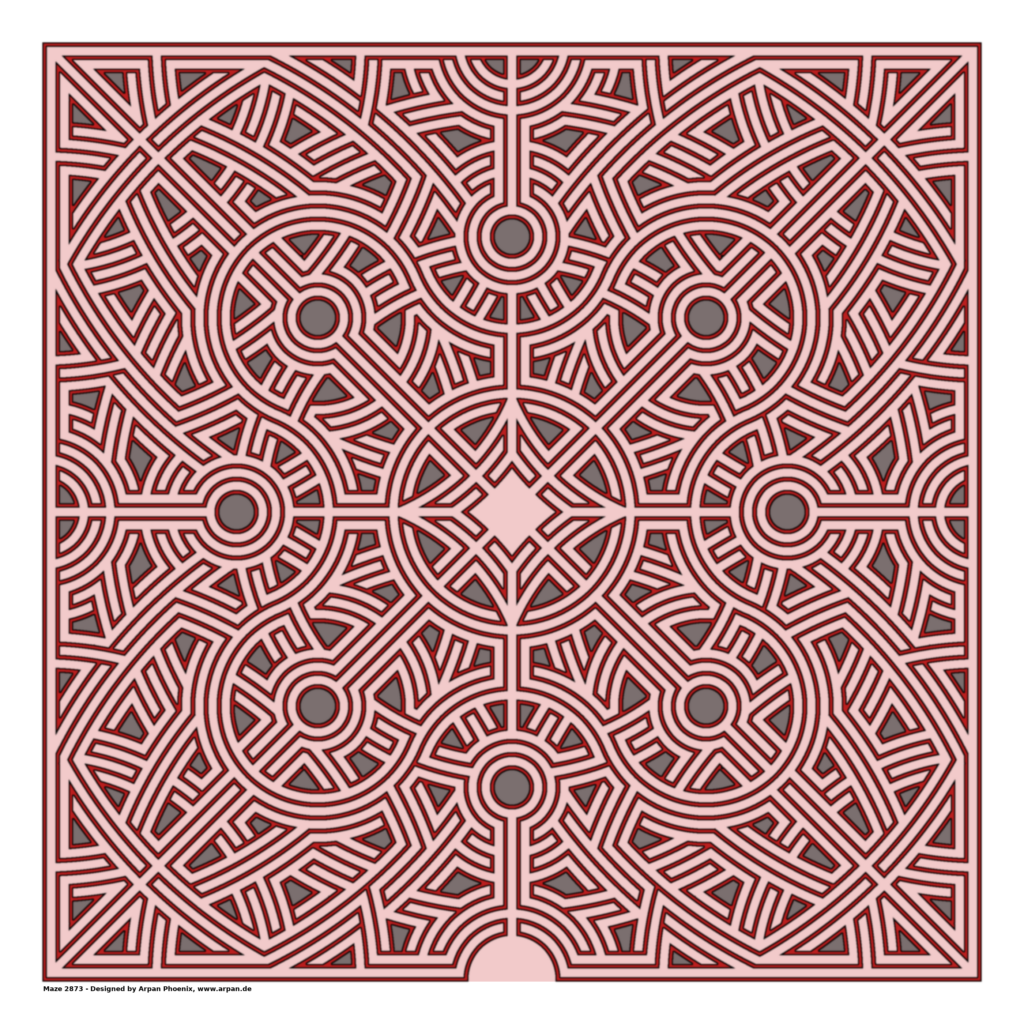 Maze 2873