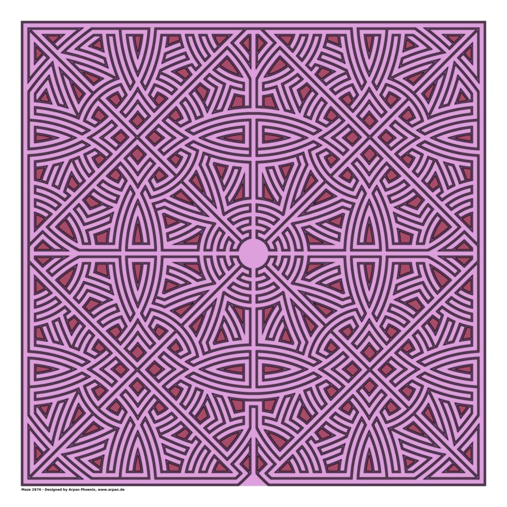 Maze 2876