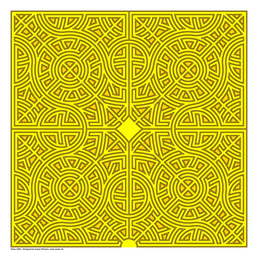 Maze 2880
