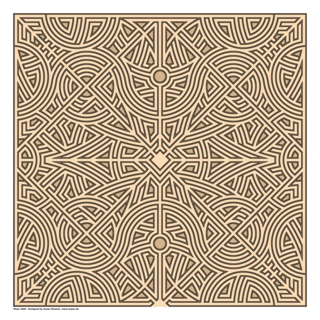 Maze 2888